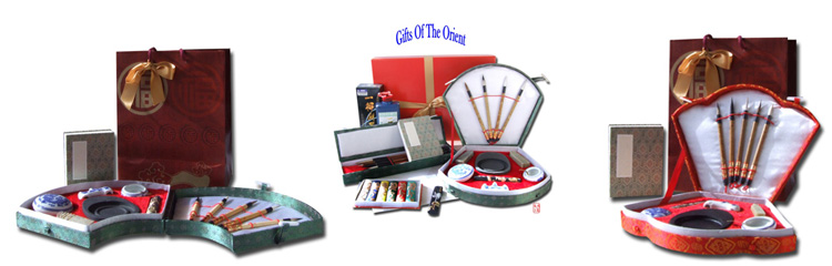 Calligraphy Gift Sets by Gifts Of The Orient